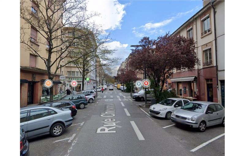 Location local commercial 80 m² non divisibles